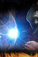 Welding, custom automotive sheet metal fabrication and rust repair specialists