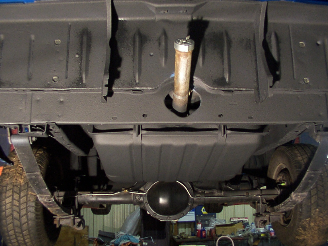 1973 Charger Ht Undercarriage