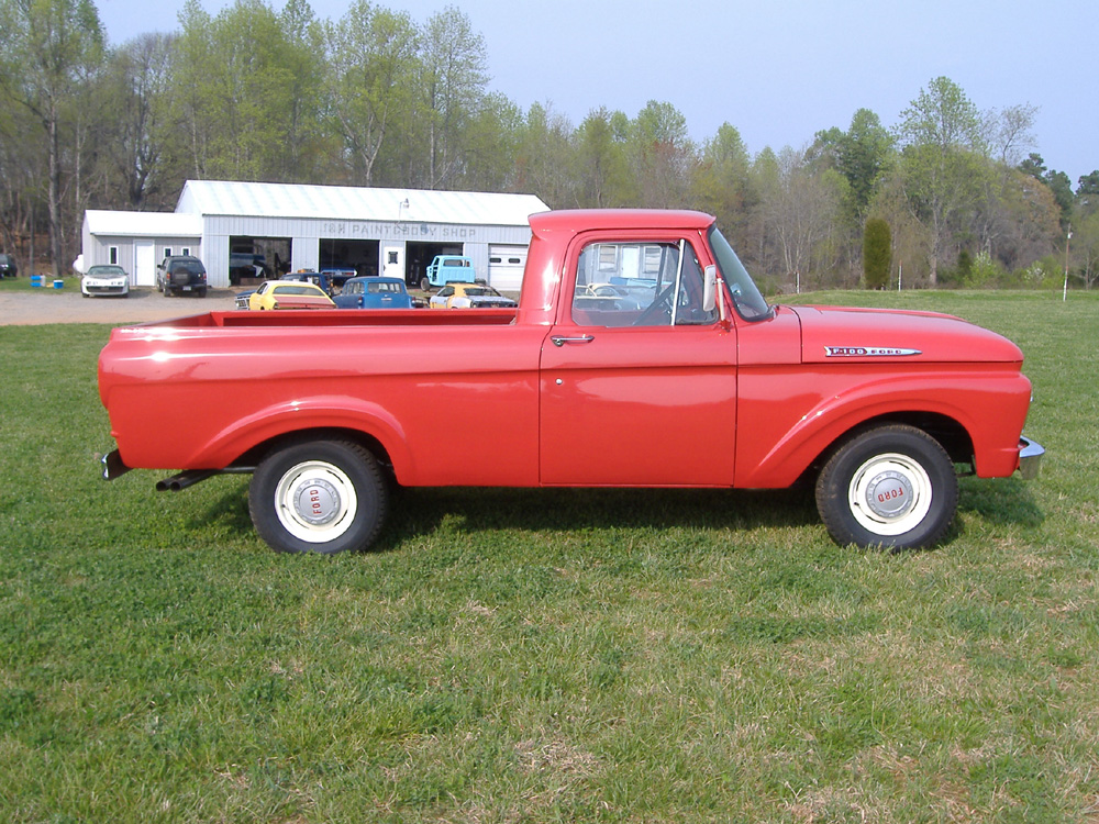 Ford Repair Shop >> 1961 Ford Uni-Body Truck-Final-LR