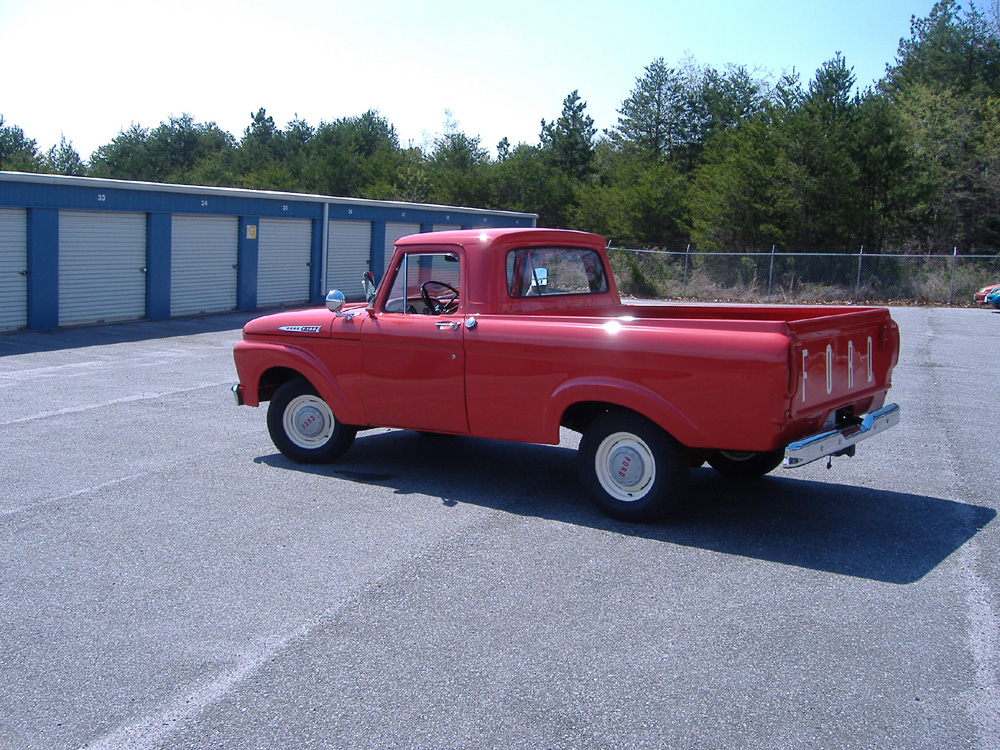1961 Ford Uni Body Truck Final Lr