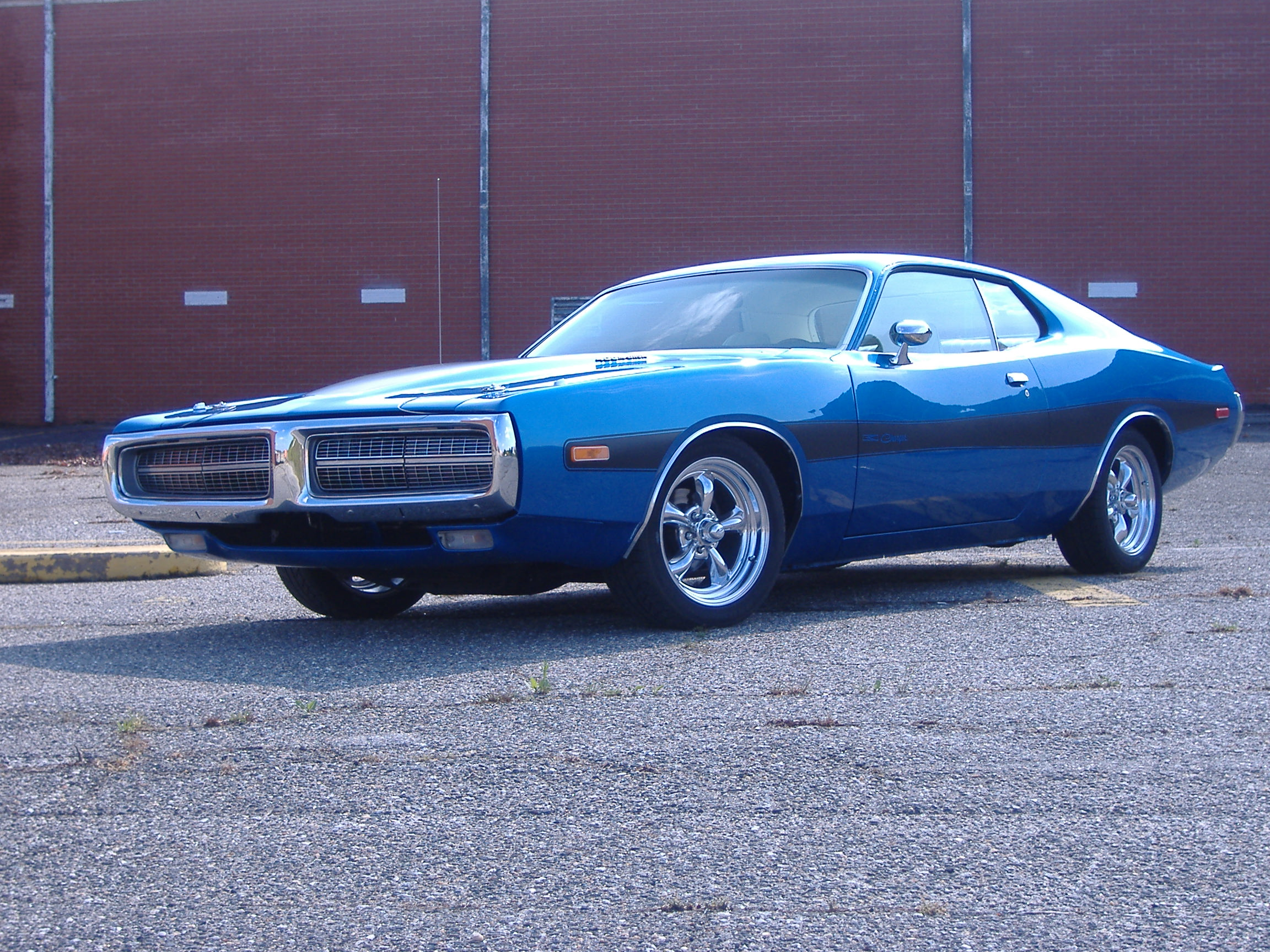 Dodge Charger List >> 1973_Dodge_Charger_Johnson