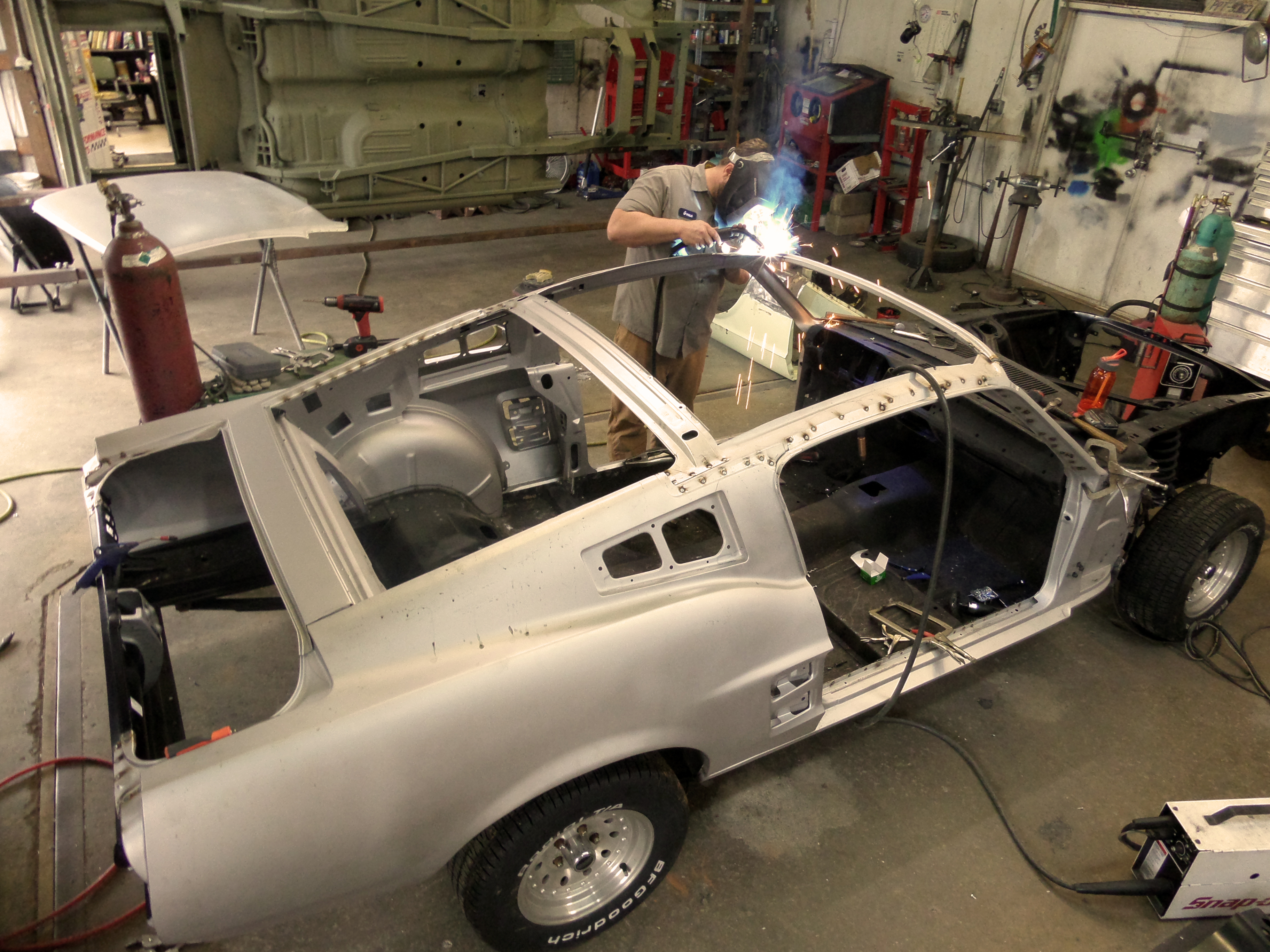 Mustang Fastback Conversions
